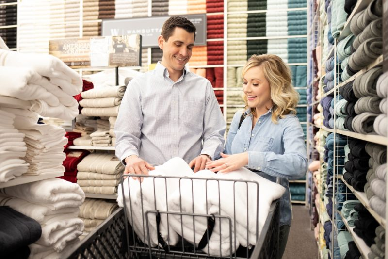 Top Wedding Registry Must Haves from Bed Bath & Beyond. For more wedding registry ideas, visit burghbrides.com!