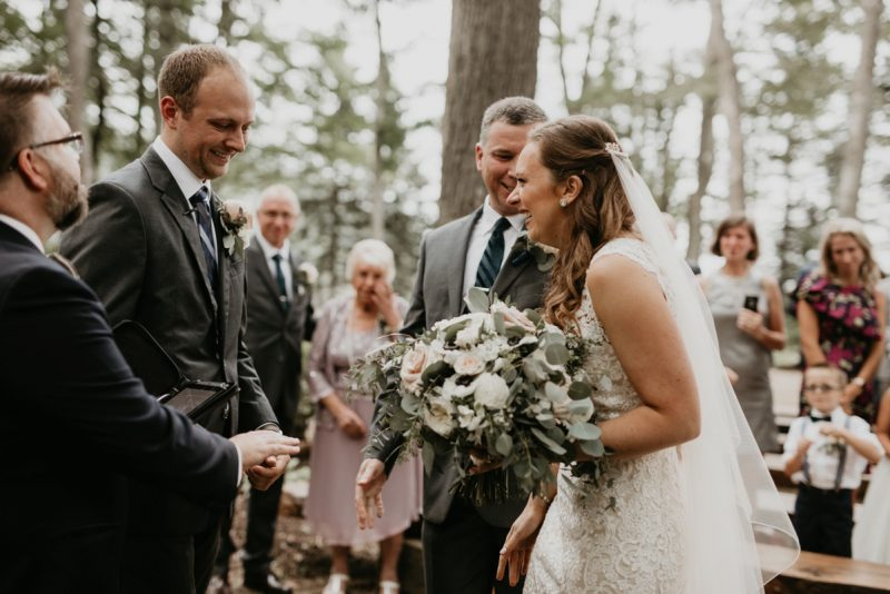 Rustic Chic Seven Springs Pittsburgh Wedding. For more wedding inspiration, visit burghbrides.com!