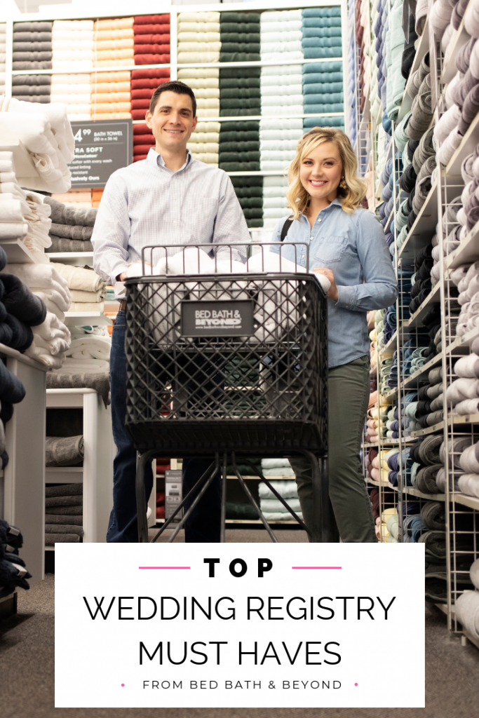 Top Wedding Registry Must Haves From Bed Bath Beyond Burgh