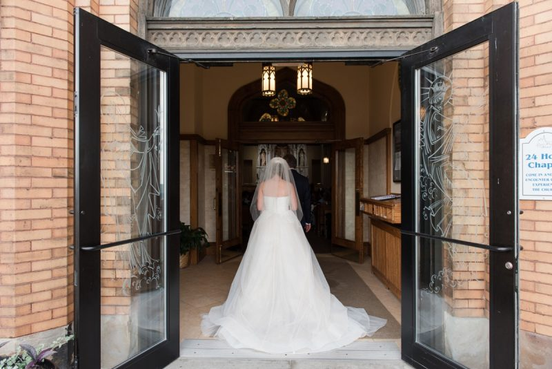 Casual Yet Elegant Ballroom Wedding at the Westin Convention Center. For more wedding inspiration, visit burghbrides.com!