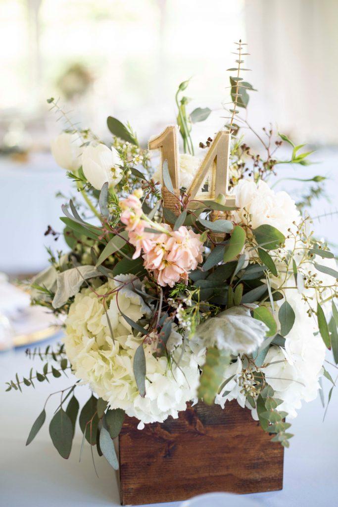 Dusty Blue & Sage Shady Elms Farm Pittsburgh Wedding. For more wedding inspiration, visit burghbrides.com!