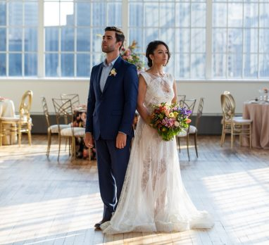 Bold Romantic Wedding Inspired Styled Shoot. For more wedding inspiration, visit burghbrides.com!
