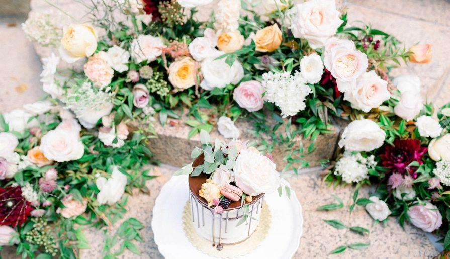 Old World Inspired Wedding Styled Shoot. For more wedding inspiration, visit burghbrides.com!