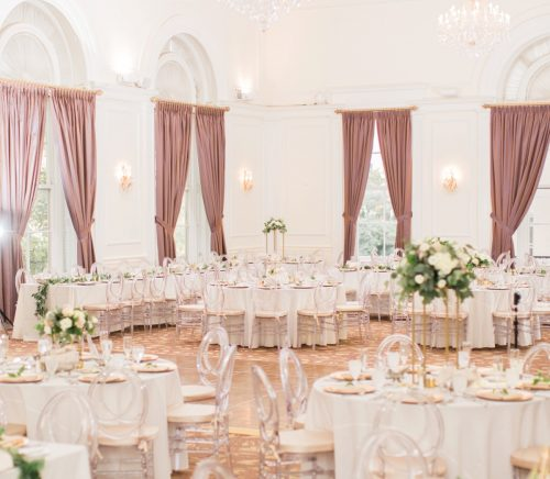 Timeless Contemporary Wedding at the University Club. For more wedding ideas, visit burghbrides.com!