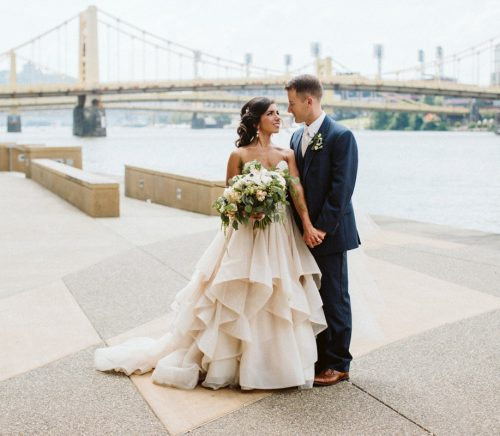 Unique & Personalized Pittsburgh Opera Wedding. For more wedding inspiration, visit burghbrides.com!