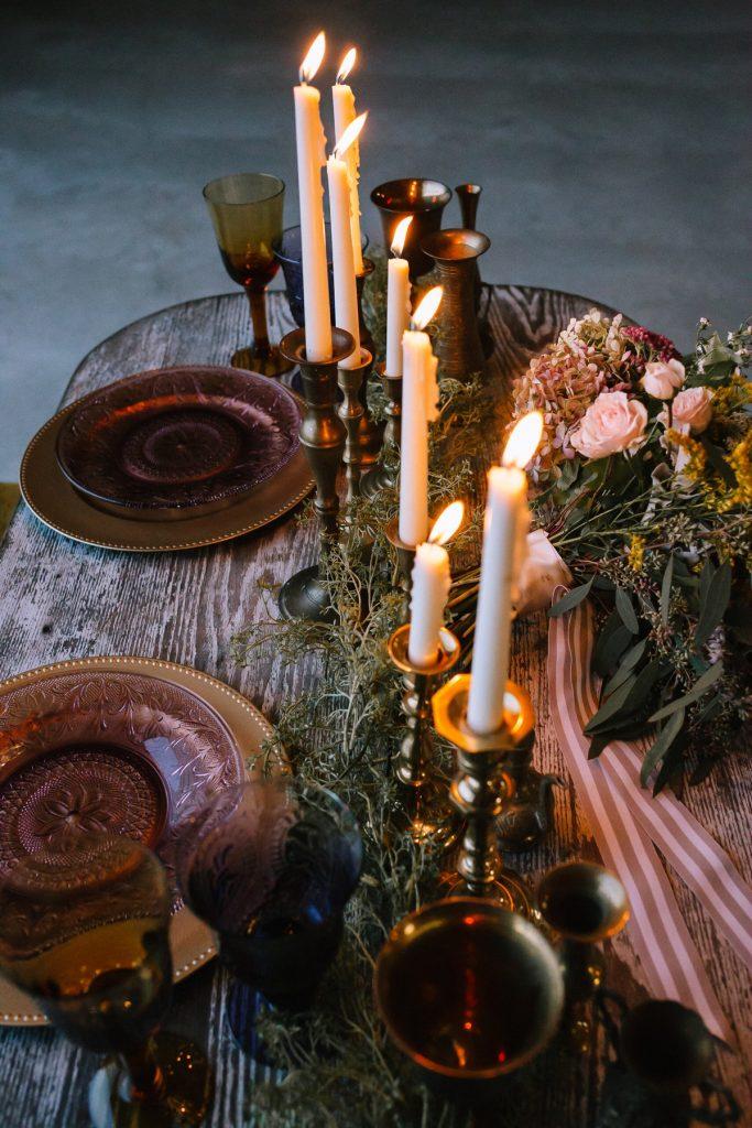 Magical Bohemian Wedding Inspired Styled Shoot. For more boho wedding ideas, visit burghbrides.com!