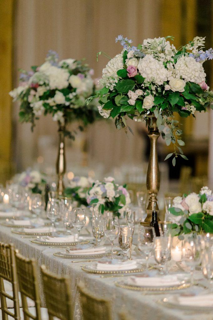 Soft Blue & Lavender Wedding at The Pennsylvanian. For more wedding inspiration, visit burghbrides.com!
