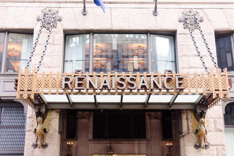 Renaissance Pittsburgh Hotel - Pittsburgh Wedding Venue & Burgh Brides Vendor Guide Member