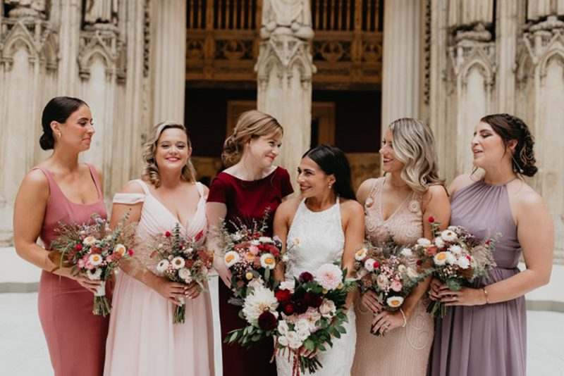 Glam to Go - Pittsburgh Wedding Hair Stylist & Burgh Brides Vendor Guide Member